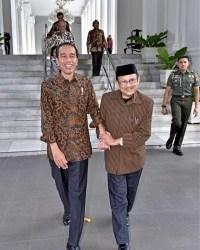 Presiden Jokowi: Mari Berdoa Untuk Kesembuhan BJ Habibie
