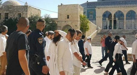 Warga Palestina Tolak Rencana Ritual Yahudi di Gerbang Al-Aqsha