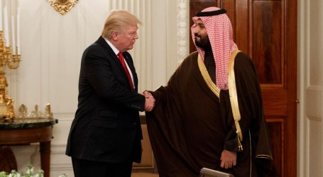 Saudi-AS Tandatangani 46 Transaksi Senilai Rp5.510 Triliun