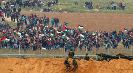 "Warga Gaza Bersiap Ikuti ""Great March of Return"" Jumat ke-66"