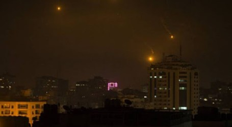 Artileri Israel Tembaki Wilayah Beit Lahiya Semalam