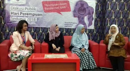 Perempuan Peneliti Indonesia Harus Jadi Agen Perubahan Dunia