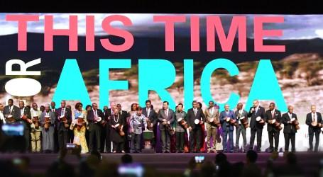 Menlu RI Bahas Upaya Pererat Kemitraan dengan Negara-Negara Afrika