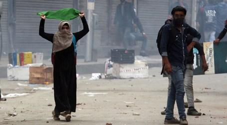 Puluhan Bentrokan Terjadi di Kashmir Saat Kunjungan Delegasi Eropa