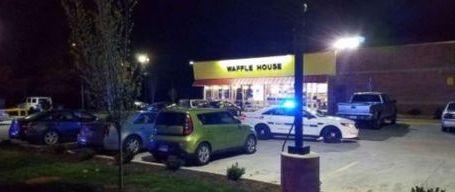 Penembakan di Restoran AS Bunuh Tiga Orang