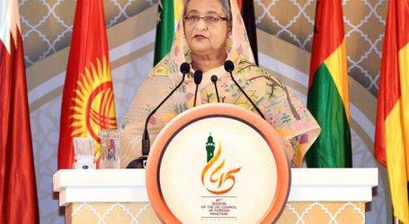 PM Bangladesh Minta Negara OKI Bersama Rohingya