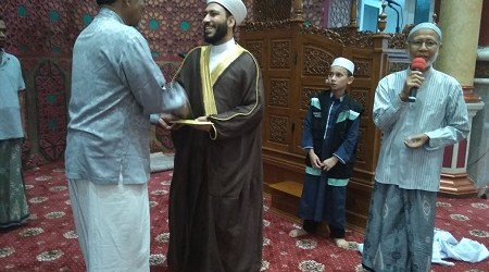 Walikota Banda Aceh: Berdoalah dan Ringankan Beban Palestina
