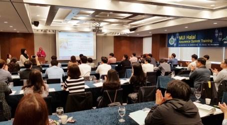 LPPOM MUI – INI Halal Korea Inc., Gelar Pelatihan Halal