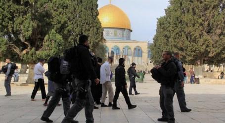 Ekstremis Yahudi Serbu Al-Aqsha Hari Pertama Ramadhan