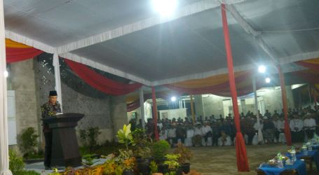 Pjs Gubernur Lampung: Spiritual Pembangunan Berangkat Dari Masjid