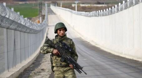Pasukan Turki Tahan Empat Militan ISIS Saat Seberangi Perbatasan