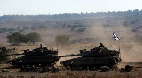 Hubungan Israel dan Suriah Tegang, Israel Latihan Militer Berskala Besar di Golan