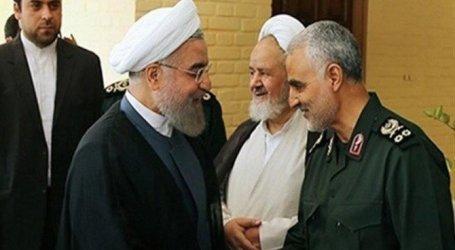 Presiden Rouhani Cekcok dengan Komandan Brigade Quds Iran