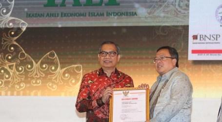 IAEI Bentuk Lembaga Sertifikasi Profesi Ekonomi, Keuangan dan Bisnis Islam