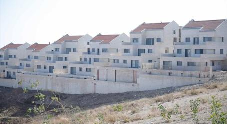 Otoritas Israel Setujui Pembangunan 1.500 Unit Pemukiman di Tepi Barat