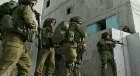 Pasukan Khusus Israel Serbu Desa Beit Rima, Tangkap Seorang Pemuda