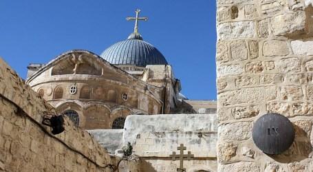 Israel Akan Ambil Alih Tanah Kristen di Yerusalem