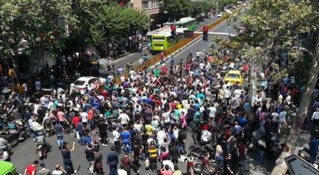 Demo Makin Marak di Iran