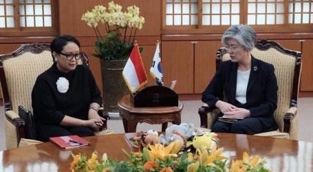 Menlu RI: Indonesia – Korsel Harus Terus Intensifkan Kerja Sama Ekonomi