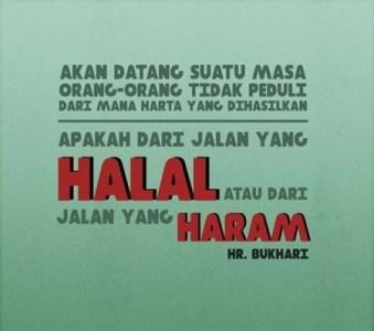 Halal Haram Dalam Jual Beli Mina News