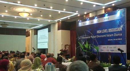 Menko Darmin: Indonesia Berpotensi Jadi Pusat Ekonomi Syariah Dunia