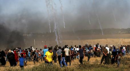 Empat Warga Palestina Gugur Oleh Serangan Israel