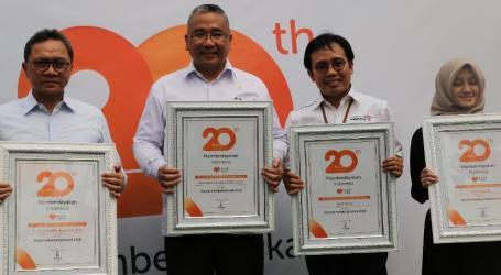 20 Tahun Rumah Zakat, Lebih 27 Juta Orang Terima Manfaat