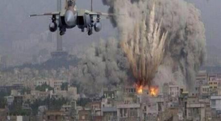 Israel Tembakkan Roket ke Suriah