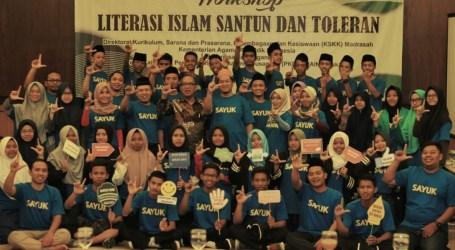 Siswa Madrasah Aliyah se – Solo Raya Dibekali Kemampuan Menulis Islam Santun