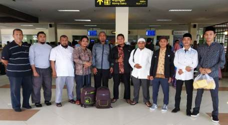 Dewan Dakwah Aceh Kirim Enam Mahasiswa Perbatasan ke Jakarta