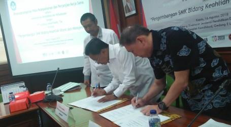 Kemendikbud – PT Erajaya Sepakati Kerja Sama Peningkatan Bisnis dan Manajemen di SMK