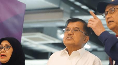 Wapres JK Optimistis Target Asian Games 2018 Tercapai