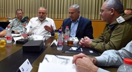 Kabinet Keamanan Israel Perintahkan Terus Serang Gaza