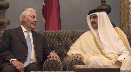 """Laporan: Rex Tillerson Desak Saudi dan UEA  Batalkan """"Serang"""" Qatar"""