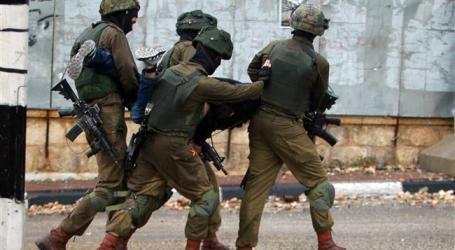 Pasukan Israel Tahan Total 28 Warga Palestina di Berbagai Lokasi