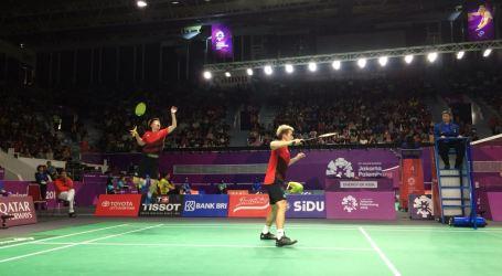 Tim Badminton Putra Indonesia Hadapi China di Final Hari Ini