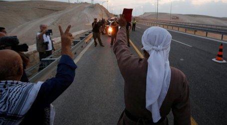 Pasukan Israel Hancurkan Kamp-kamp Protes Aktivis Palestina