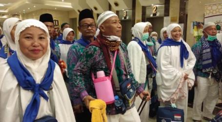 Sebanyak 103 Jamaah Haji Dipercepat Kepulangannya