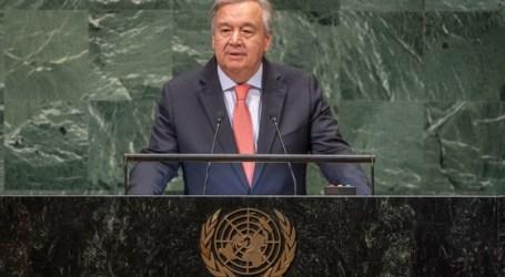 Sekjen PBB Umumkan Pembentukan Komite untuk Suriah