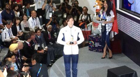 Rikako Ikee Raih Gelar MVP di Asian Games 2018