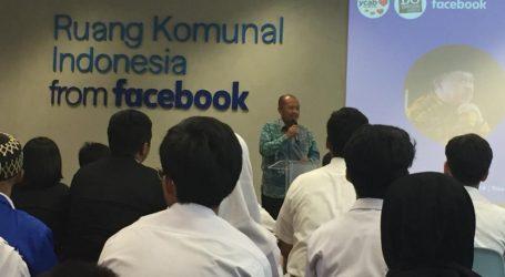 Kemenag-Facebook Sinergi Bekali Literasi Digital Siswa Madrasah