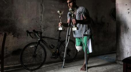 Pebalap Sepeda Palestina Korban Tembakan Israel, Batal Tampil