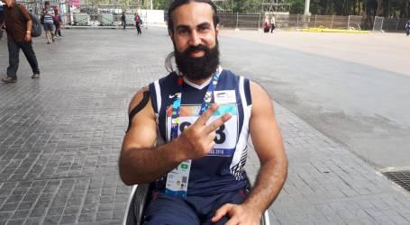 Atlet Palestina Mahmoud Zohud Bawa Pelajaran Berharga untuk Palestina