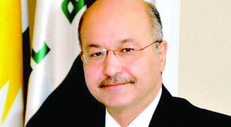 Parlemen Irak Pilih Barham Salih Sebagai Presiden Baru