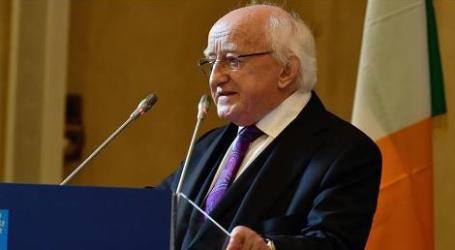 Michael D Higgins Terpilih Kembali Jadi Presiden Irlandia