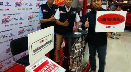 ACT Aceh Fasilitasi 1.000 Ton Bantuan Untuk Sulawesi Tengah