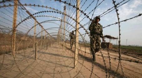 Tentara Perbatasan Pakistan-India Bakutembak di Kashmir
