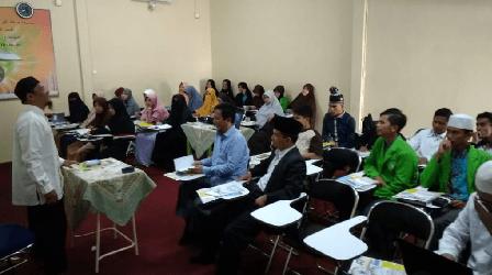 Pembelajaran Tahsin Shuffah Al Quran Jarak Jauh Dimulai
