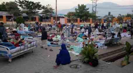 Rumah Sakit Sis Aljufri Jadi Crisis Center
