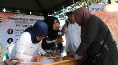 KIP Banda Aceh Buka Posko GMHP Mobile